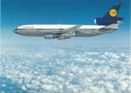 Transport > Aviation> Airplanes.Lufthansa.McDonnell Douglas DC 10 - 1946-....: Moderne