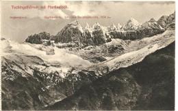 Schweiz, 1912, Haslen - Glarus, Tschingelhörner Mit Martinsloch,nach Winterthur, Siehe Scans! - Suisse
