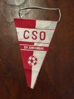 Pennant Romania - CSO SF. GHEORGHE Football Team! - Apparel, Souvenirs & Other