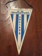Pennant Romania - CS Universitatea Craiova - Apparel, Souvenirs & Other