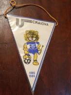 Pennant Romania - Universitatea Craiova 1985-86 - Apparel, Souvenirs & Other