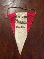 Pennant Romania - Clubul Sportiv Dinamo Brasov - Apparel, Souvenirs & Other