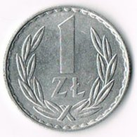 Poland 1977 1 Zloty - Poland