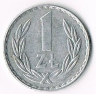 Poland 1977 1 Zloty (1) - Poland