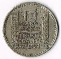 France 1948 10 Francs - France
