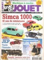 La Vie Du Jouet 82-simca 1000-jep-poupée Lilli-machines à Coudre - Antichità & Collezioni