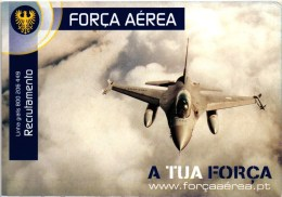 Aviation Portugal - Força Aera Portuguesa Recrutamento (2 Scans) - Aviazione