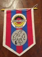 Pennant - Fanion Romania HIDROMECANICA  BRASOV - Apparel, Souvenirs & Other