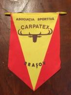 Pennant - Fanion Romania ASOCIATIA SPORTIVA CARPATEX BRASOV - Apparel, Souvenirs & Other
