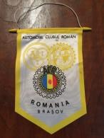 Pennant - Fanion Romania ACR ROMANIA BRASOV - Apparel, Souvenirs & Other