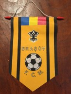 Pennant - Fanion Romania FCM BRASOV 4 - Apparel, Souvenirs & Other