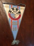 Pennant - Fanion Romania SPORT CLUB MIERCUREA-CIUC CSIKSZEREDA 1979 - Apparel, Souvenirs & Other