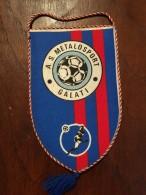 Pennant - Fanion Romania AS METALOSPORT GALATI - Apparel, Souvenirs & Other