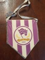 Pennant - Fanion Romania VOINTA ORADEA 1952 - Apparel, Souvenirs & Other