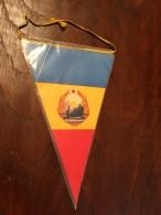 Pennant - Fanion Romania FRSB ROMANIA 2 - Apparel, Souvenirs & Other