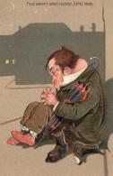 1972. CPA ETATS UNIS. CPA GAUFREE. TIRED NATURE´S SWEET RESTORER, BGALMY SLEEP. 1910 - 1900-1949