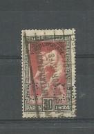 STAMP FRANCIA  DRILL - Verano 1924: Paris