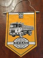 ROMANIA PENNANT AUTOCAMIOANE BRASOV AB 1 - Camions