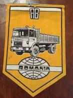 ROMANIA PENNANT AUTOCAMIOANE BRASOV AB 3 - Camions