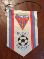 ROMANIA PENNANT FOTBAL CLUB GLORIA BUZAU ROMANIA - Apparel, Souvenirs & Other