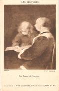 Les Lectures - Terburg - La Leçon De Lecture - Collection De La Revue Des Lectures, Paris - Peintures & Tableaux