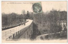 44 - LA CHAPELLE-SUR-ERDRE -  NANTES (les Environs) - Viaduc De La Verrière - BSC 44 - 1905 - Otros Municipios