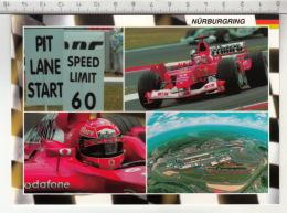 Nürburgring - Nürburgring Formel 1 -M. Schumacher - GPS Fisheye - Grand Prix / F1