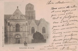 CATHEDRALE DE LAVAL -53- CARTE PRECURSEUR - Laval