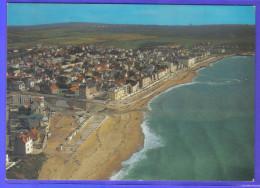 Carte Postale 62. Wimereux  Vue D'avion  Trés  Beau Plan - Frankreich