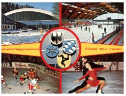 (321) Germany - Füssen - Ice Skating - Ice Hockey Etc - Winter Sports