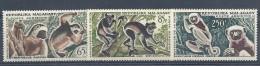 140011206  MADAGASCAR  YVERT  AEREO  Nº  84/6  **/MNH - Madagascar (1960-...)