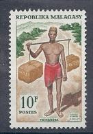 140016095  MADAGASCAR  YVERT   Nº   410/411/412/413/414/415  **/MNH - Madagascar (1960-...)