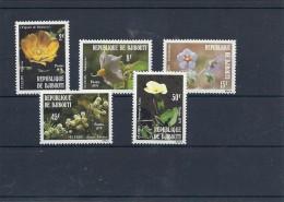 140016951  DJINOUTI  YVERT  Nº  504/8  **/MNH - Yibuti (1977-...)