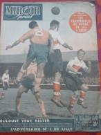Miroir Sprint N° 193 20 Février 1950 Toulouse Adversaire N° 1 De Lille, Boxe Aaron WILSON Se Rapproche De Joe Louis - Sport