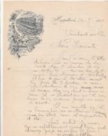 Lettre 14/5/1915 Ernest LAPIERRE Café De La Rotonde MONTPELLIER  Hérault - France