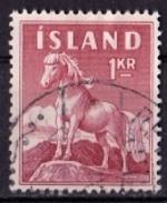 ISLAND Mi. Nr. 342 O (A-2-38) - 1944-... Republik