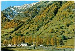 PRALI  TORINO  Panorama E Campeggio  Camping - Italie