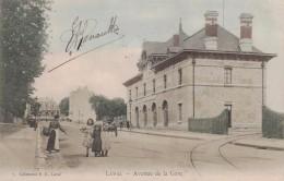LAVAL -53- AVENUE DE LA GARE - BELLE ANIMATION - Laval