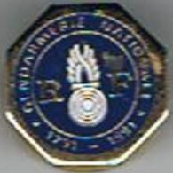 Pin's  Gendarmerie  1991 - Polizia