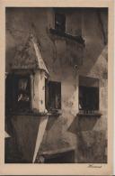 Erker In Silvaplana - Heimat - Photo: D. Mischol No. 25/2864 - GR Grisons
