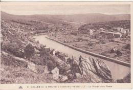 CHATEAU-REGNAULT: La Meuse Vers Braux - Frankrijk