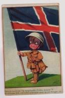 Fille Anglaise: La Méprisable Petite Armée? - Patriotiques