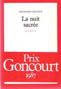LA NUIT SACREE - DEDICACE Par L'auteur - Livres, BD, Revues