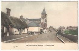 80 - CAYEUX-SUR-MER - La Grande-Rue - 1906 - Cayeux Sur Mer