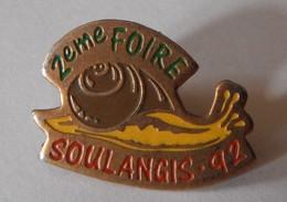 Escargot Foire Soulangis 92 - Animaux