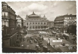 Paris Et Ses Merveilles 715 La Place De L`Opera - Other