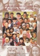UN - United Nations Geneva 1995 MNH Souvenir Folder - Year Pack - Sin Clasificación