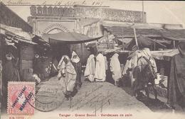 Tanger - Grand Socco - Vendeuses De Pain - Tanger