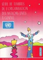 UN - United Nations Geneva 1997 MNH Souvenir Folder - Year Pack - Sin Clasificación
