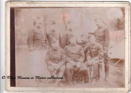28 EME REGIMENT - CDV PHOTO MILITAIRE - Guerre, Militaire